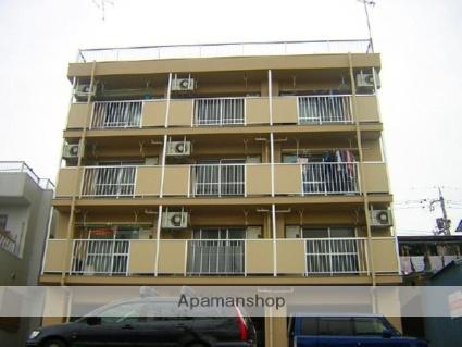 愛媛県松山市、南町駅徒歩22分の築29年 4階建の賃貸マンション