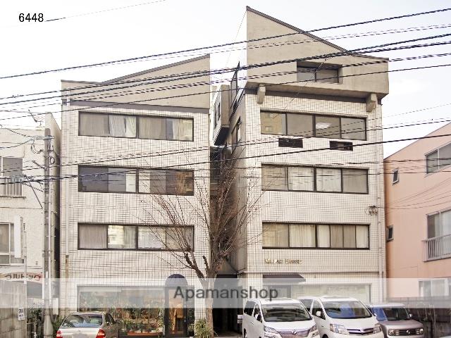 愛媛県松山市、勝山町駅徒歩3分の築31年 5階建の賃貸マンション