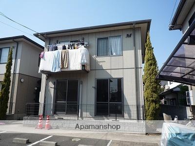 愛媛県松山市、三津浜駅徒歩20分の築16年 2階建の賃貸アパート