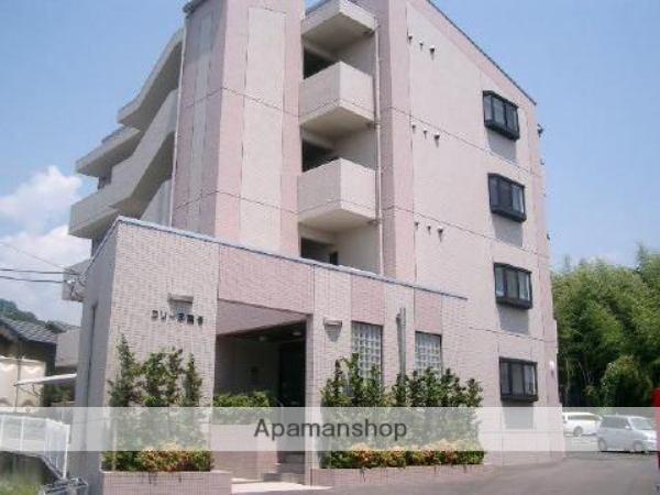 愛媛県松山市、北久米駅徒歩20分の築13年 4階建の賃貸マンション