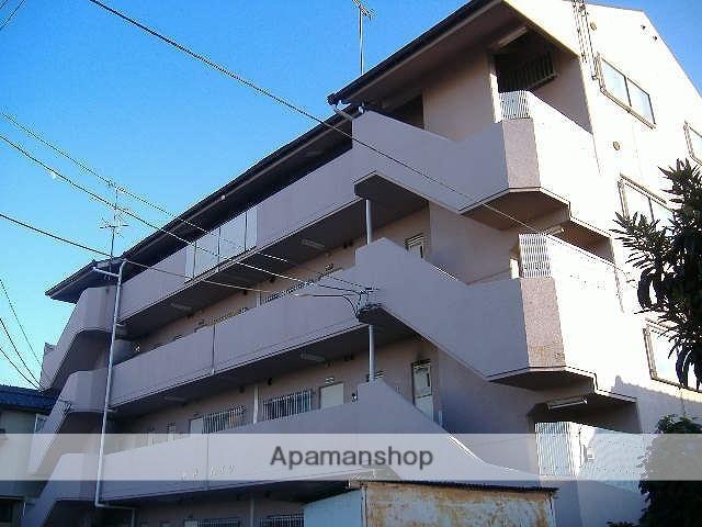 愛媛県松山市、土居田駅徒歩20分の築29年 4階建の賃貸マンション
