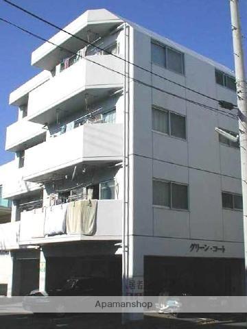 愛媛県松山市、衣山駅徒歩19分の築27年 4階建の賃貸マンション