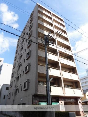 愛媛県松山市、西堀端駅徒歩5分の築11年 9階建の賃貸マンション