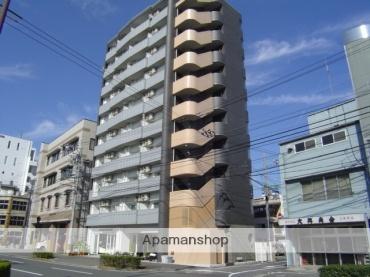愛媛県松山市、石手川公園駅徒歩7分の築15年 10階建の賃貸マンション