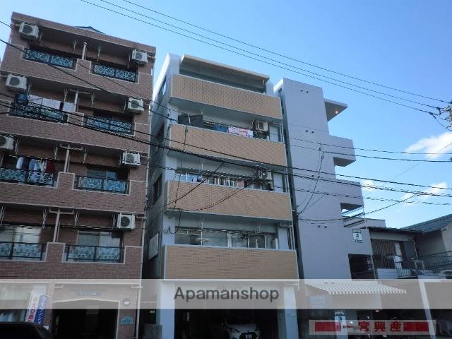 愛媛県松山市、古町駅徒歩2分の築20年 5階建の賃貸マンション