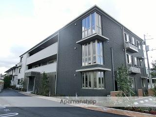 愛媛県松山市、市坪駅徒歩31分の新築 3階建の賃貸アパート