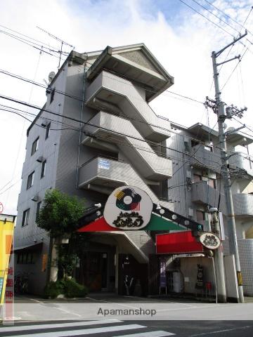 愛媛県松山市、勝山町駅徒歩20分の築28年 5階建の賃貸マンション