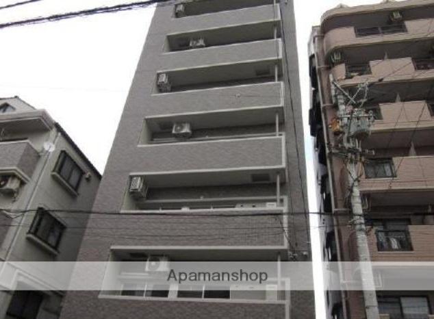 愛媛県松山市、高砂町駅徒歩6分の築4年 7階建の賃貸マンション