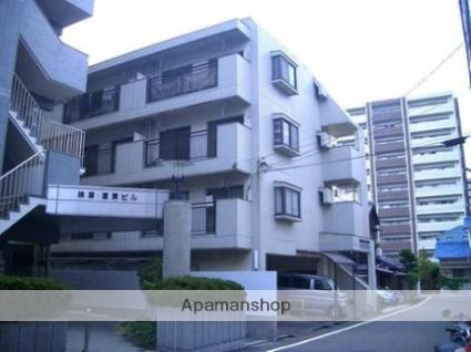愛媛県松山市、古町駅徒歩6分の築32年 4階建の賃貸マンション