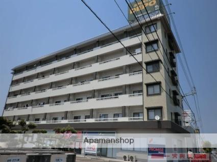 愛媛県松山市、伊予和気駅徒歩31分の築38年 7階建の賃貸マンション