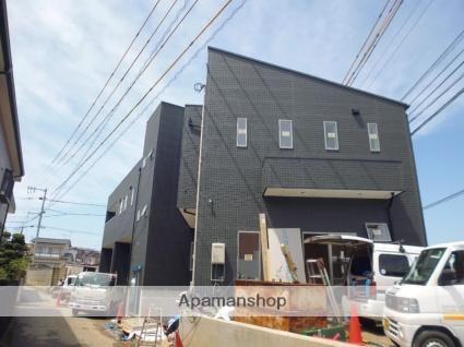 愛媛県松山市、福音寺駅徒歩20分の新築 2階建の賃貸アパート