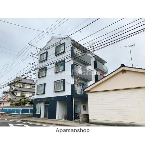 愛媛県松山市、伊予和気駅徒歩14分の築29年 4階建の賃貸マンション