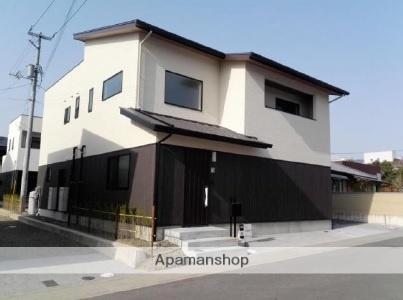 愛媛県東温市、田窪駅徒歩13分の新築 2階建の賃貸アパート