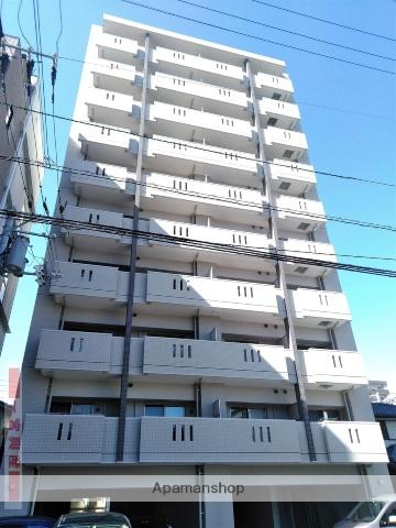 愛媛県松山市、大手町駅徒歩6分の新築 10階建の賃貸マンション