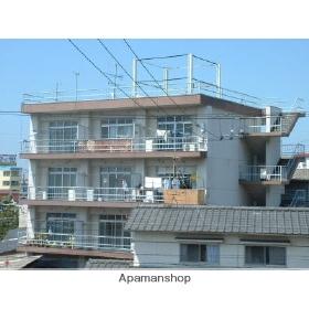 愛媛県松山市、土橋駅徒歩17分の築43年 4階建の賃貸マンション