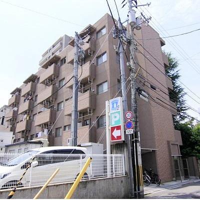 愛媛県松山市喜与町1丁目[1K/24.49m2]の外観