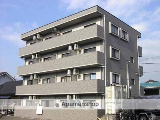 愛媛県東温市の築17年 4階建の賃貸マンション