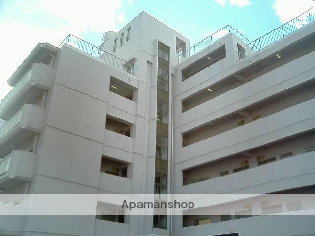 愛媛県松山市、北久米駅徒歩6分の築36年 6階建の賃貸マンション