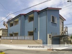 愛媛県東温市、牛渕駅徒歩1分の築11年 2階建の賃貸アパート