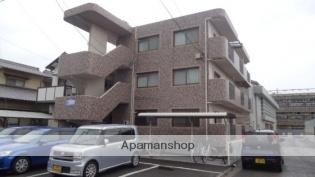 愛媛県松山市、伊予北条駅徒歩4分の築19年 3階建の賃貸マンション