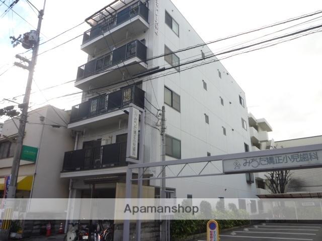 愛媛県松山市、大手町駅徒歩2分の築21年 5階建の賃貸マンション