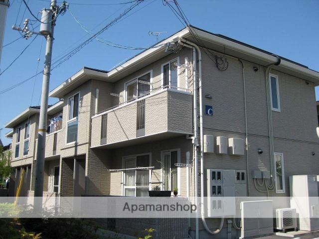愛媛県伊予郡松前町、松前駅徒歩4分の築5年 2階建の賃貸マンション