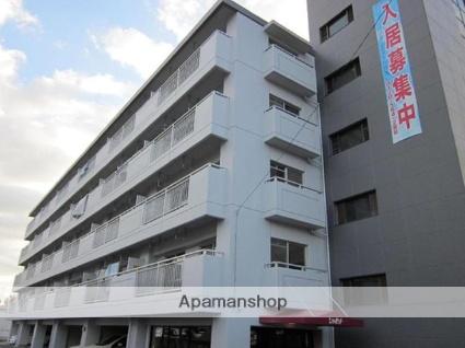 愛媛県松山市、土居田駅徒歩15分の築32年 5階建の賃貸マンション