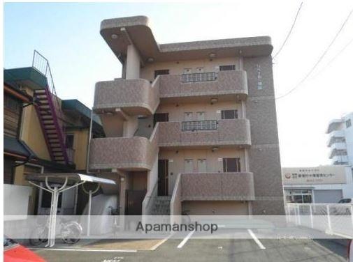 愛媛県松山市、山西駅徒歩10分の築13年 3階建の賃貸マンション