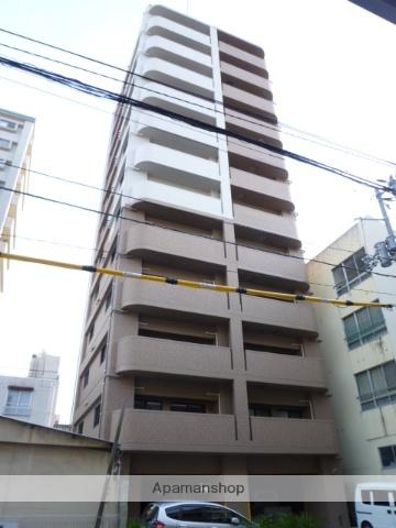 愛媛県松山市、大街道駅徒歩5分の築2年 12階建の賃貸マンション