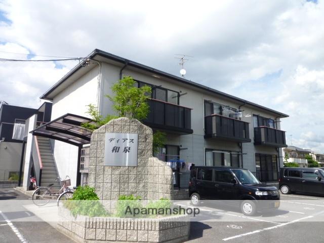 愛媛県松山市の築19年 2階建の賃貸アパート