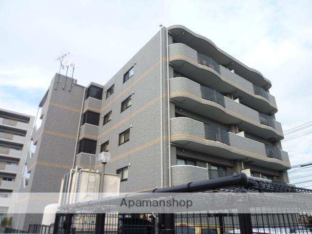 愛媛県松山市、北久米駅徒歩20分の築12年 5階建の賃貸マンション