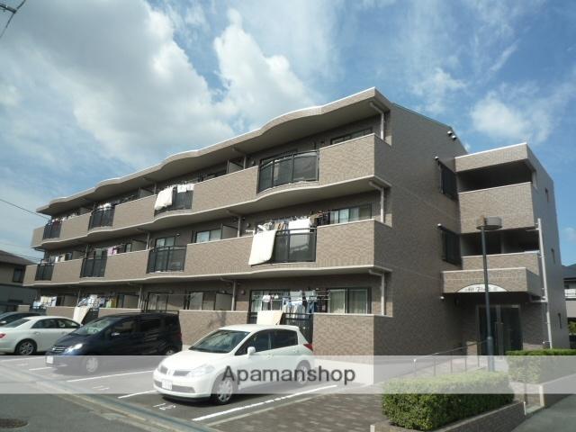 愛媛県松山市、市坪駅徒歩20分の築15年 3階建の賃貸マンション
