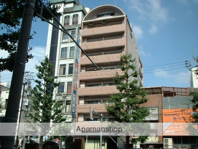 愛媛県松山市、松山市駅徒歩3分の築17年 10階建の賃貸マンション