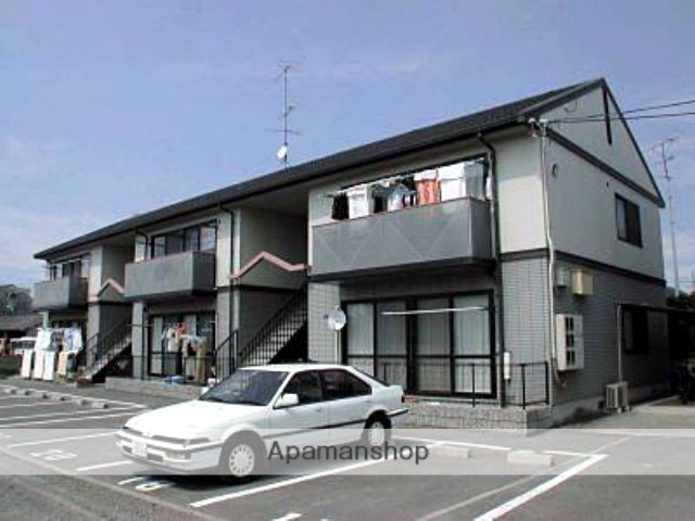 愛媛県松山市、大浦駅徒歩36分の築19年 2階建の賃貸アパート