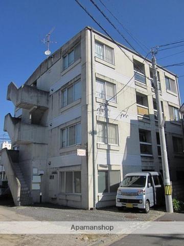 愛媛県松山市、古町駅徒歩7分の築20年 4階建の賃貸マンション
