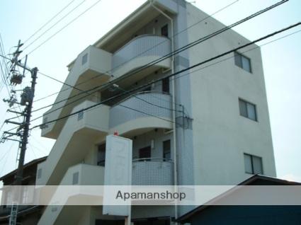愛媛県松山市、土居田駅徒歩32分の築26年 4階建の賃貸マンション