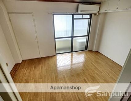 第二曙マンション[1K/17.43m2]のリビング・居間