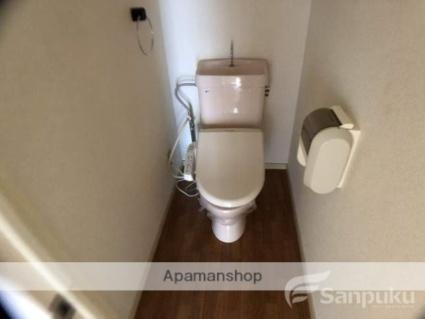 ランドマーク一番町[3DK/62.68m2]のトイレ