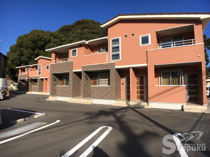 新着賃貸18:愛媛県松山市高岡町の新着賃貸物件