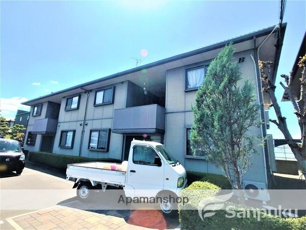 愛媛県伊予市、鳥ノ木駅徒歩19分の築15年 2階建の賃貸アパート