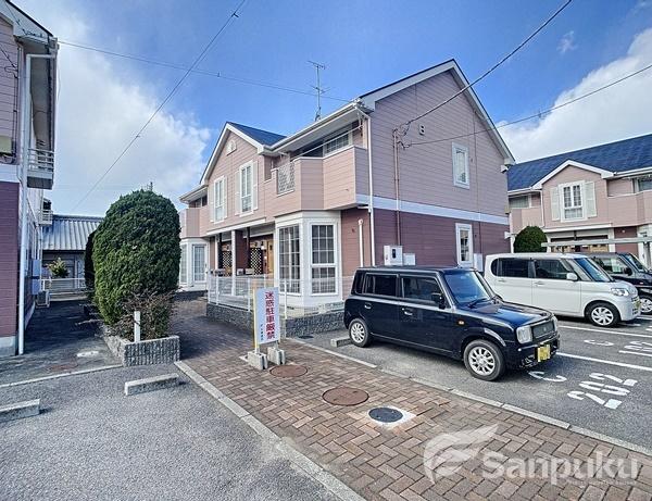 新着賃貸8:愛媛県松山市平田町の新着賃貸物件