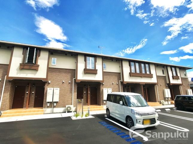 新着賃貸12:愛媛県松山市勝岡町の新着賃貸物件