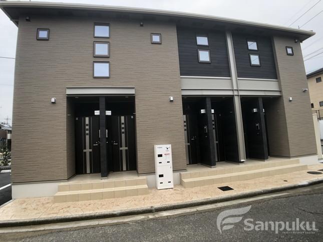 新着賃貸6:愛媛県松山市南久米町の新着賃貸物件