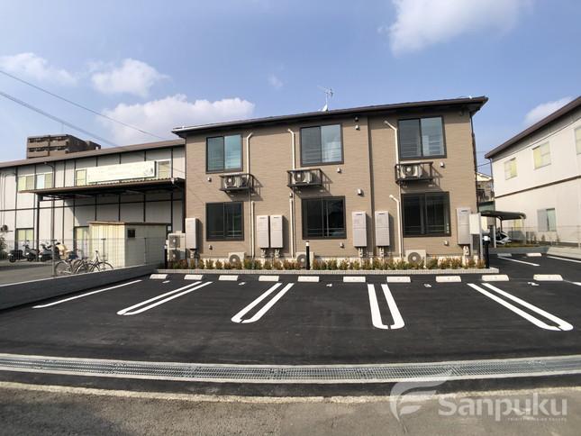 新着賃貸6:愛媛県松山市日の出町の新着賃貸物件