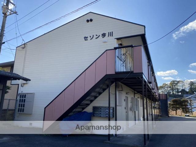 愛媛県大洲市、新谷駅徒歩22分の築31年 2階建の賃貸アパート