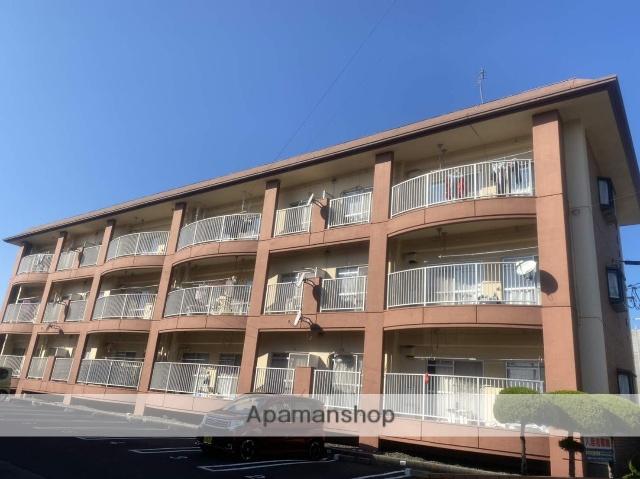 愛媛県西予市、上宇和駅徒歩4分の築33年 3階建の賃貸マンション