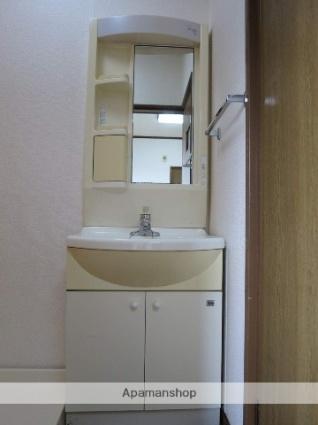 コーポZENZO[3DK/61m2]の洗面所