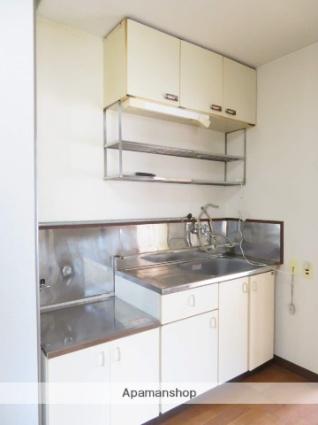 第2マルヨマンション[3DK/60m2]のキッチン