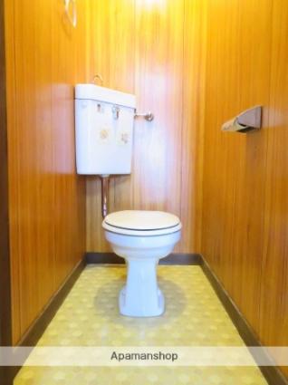 第2マルヨマンション[3DK/60m2]のトイレ