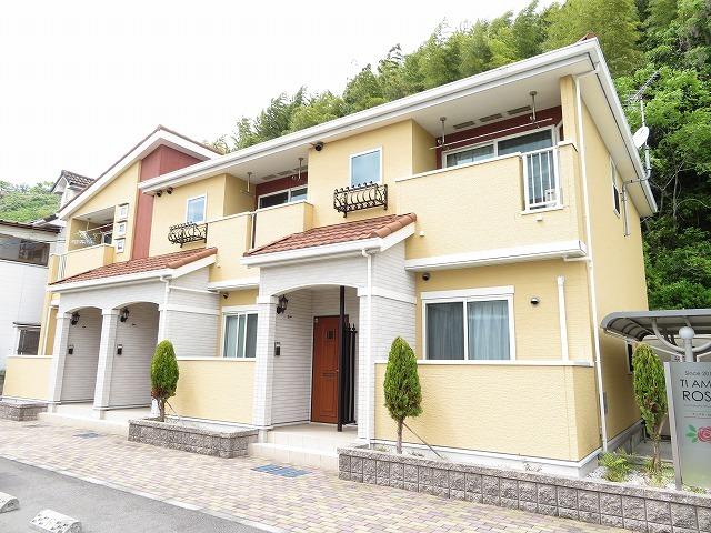 新着賃貸4:愛媛県松山市高岡町の新着賃貸物件